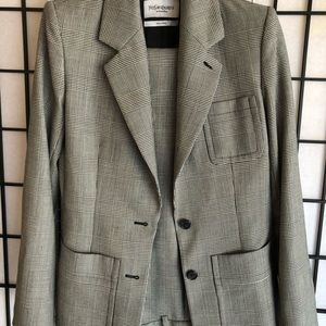 Yves Saint Laurent Suit